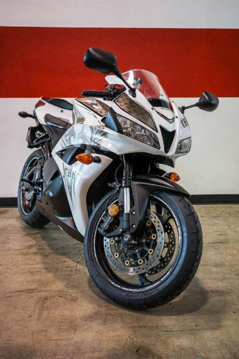 2009 Honda CBR600RR in Brea, California