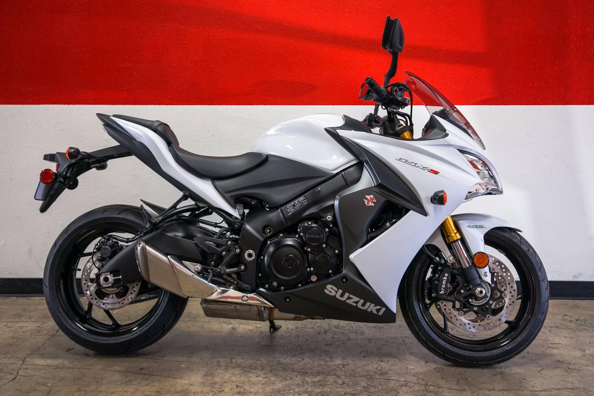 New 2018 Suzuki Gsx S1000f Abs Motorcycles In Brea Ca