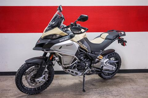 2018 Ducati Multistrada 1200 Enduro Pro in Brea, California
