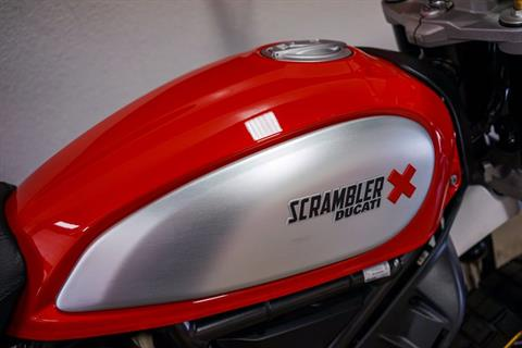 2017 Ducati Scrambler Desert Sled in Brea, California