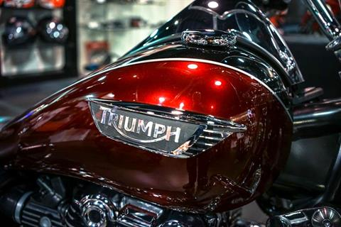 2016 Triumph Thunderbird LT ABS in Brea, California