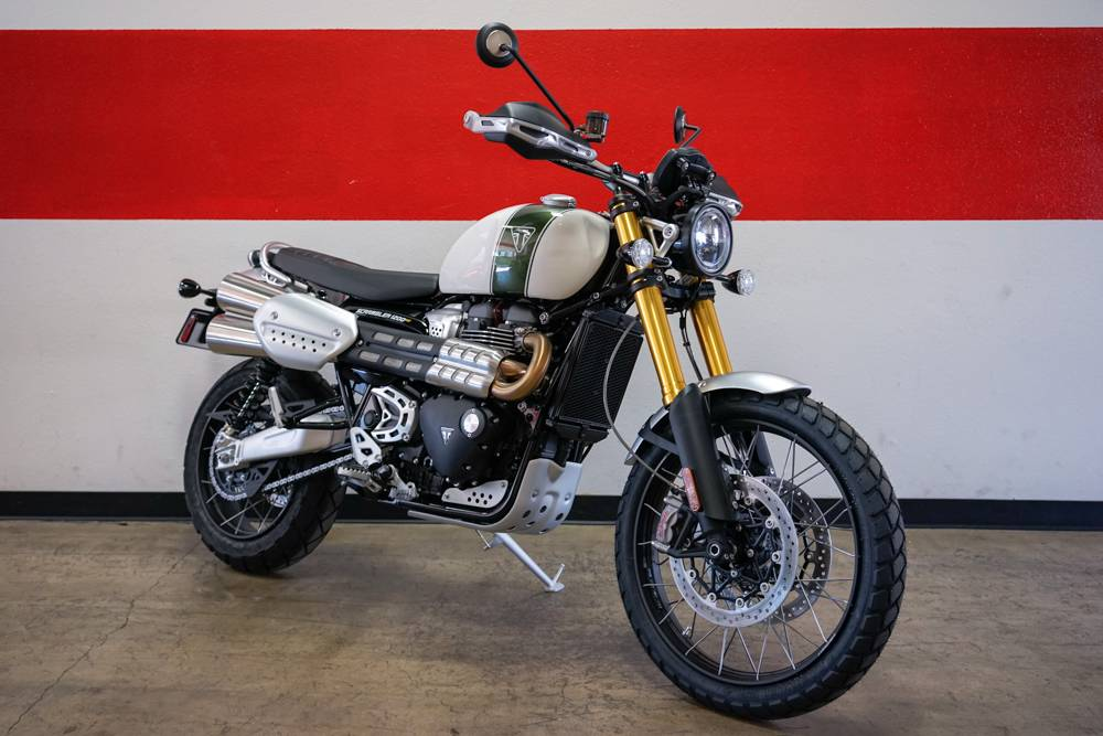 2019 Triumph Scrambler 1200 XE in Brea, California - Photo 7