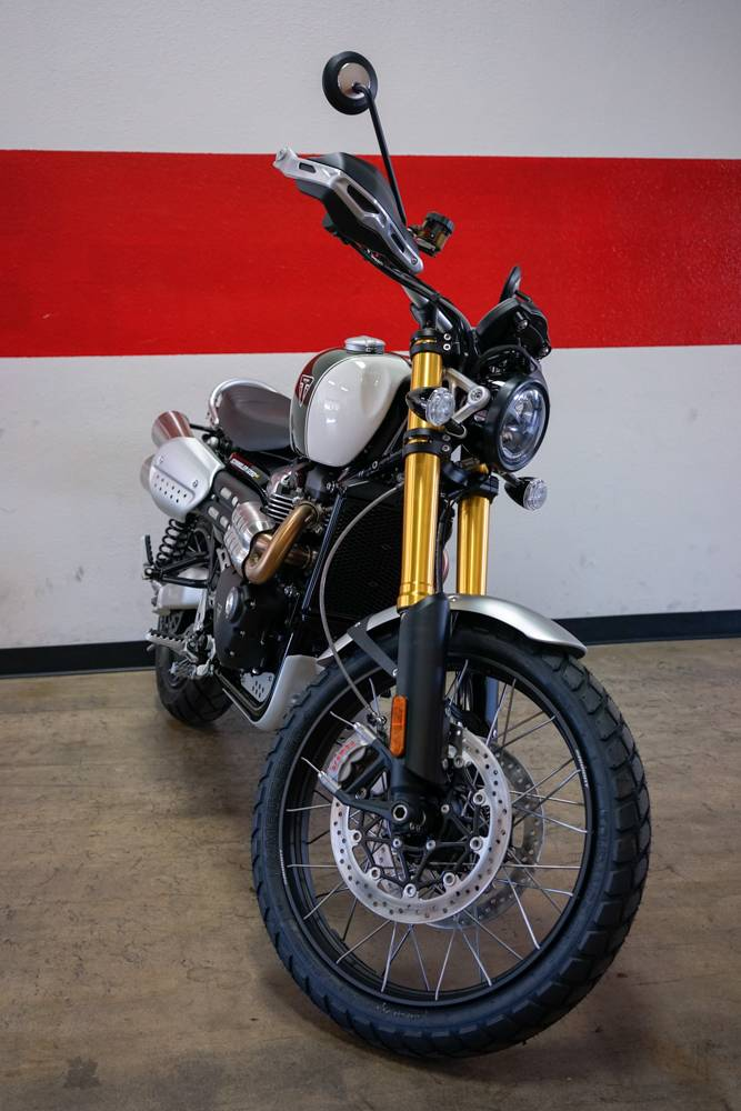 2019 Triumph Scrambler 1200 XE in Brea, California - Photo 9
