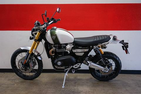 2019 Triumph Scrambler 1200 XE in Brea, California - Photo 11