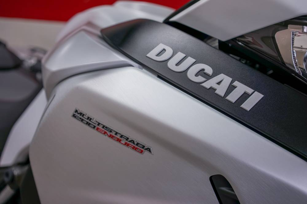 2018 Ducati Multistrada 1200 Enduro Touring in Brea, California - Photo 2