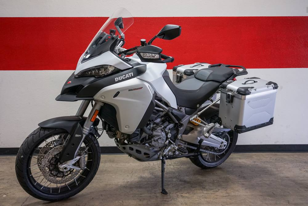 2018 Ducati Multistrada 1200 Enduro Touring in Brea, California - Photo 8