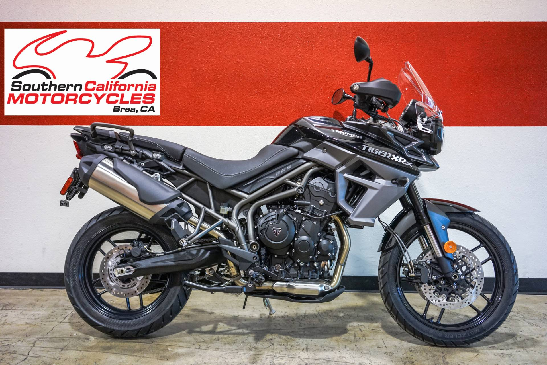 New 2018 Triumph Tiger 800 Xrx Motorcycles In Brea Ca