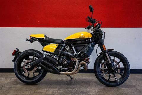 2019 Ducati Scrambler Full Throttle in Brea, California