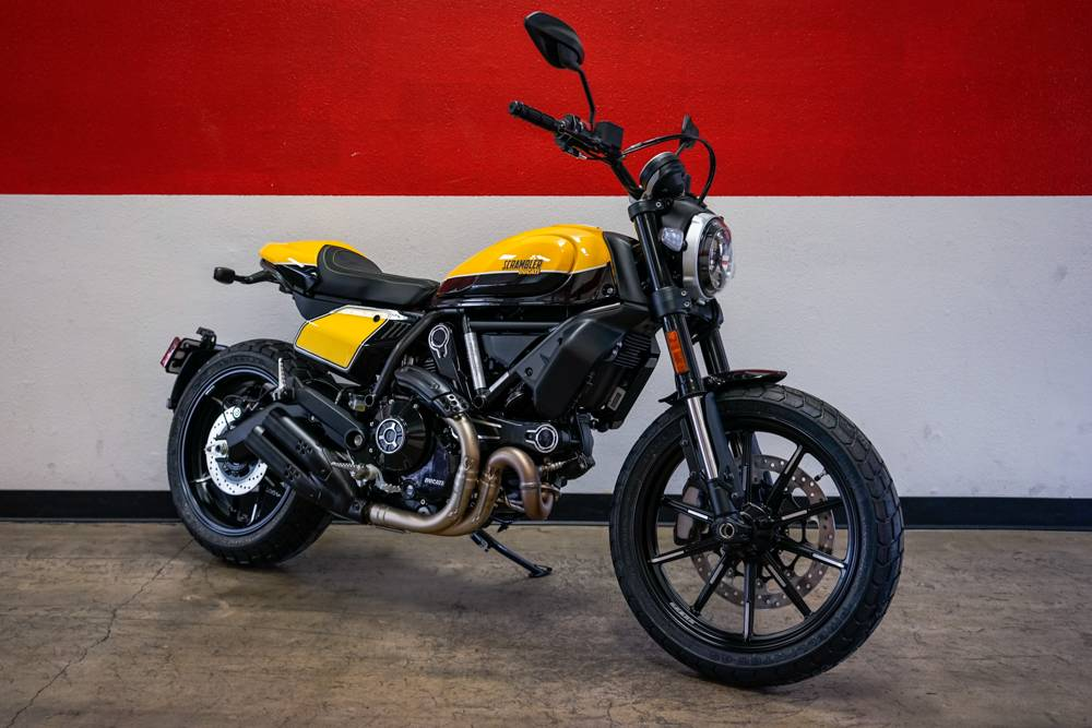 2019 Ducati Scrambler Full Throttle in Brea, California - Photo 7