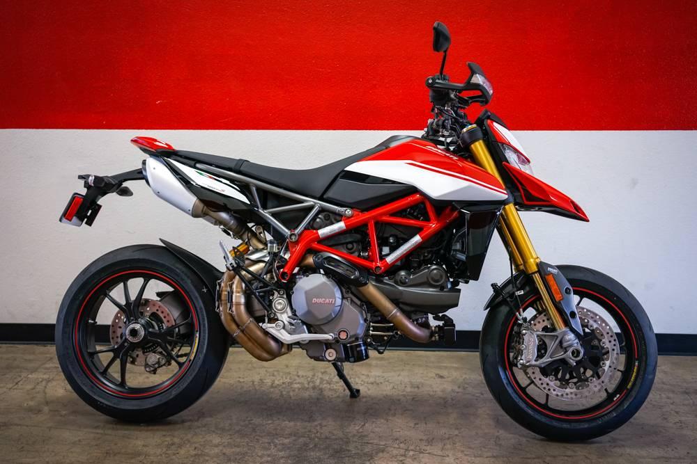 New 2019 Ducati Hypermotard 950 Sp Motorcycles In Brea Ca