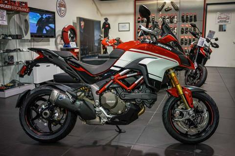 2016 Ducati Mulistrada 1200 Pikes Peak in Brea, California