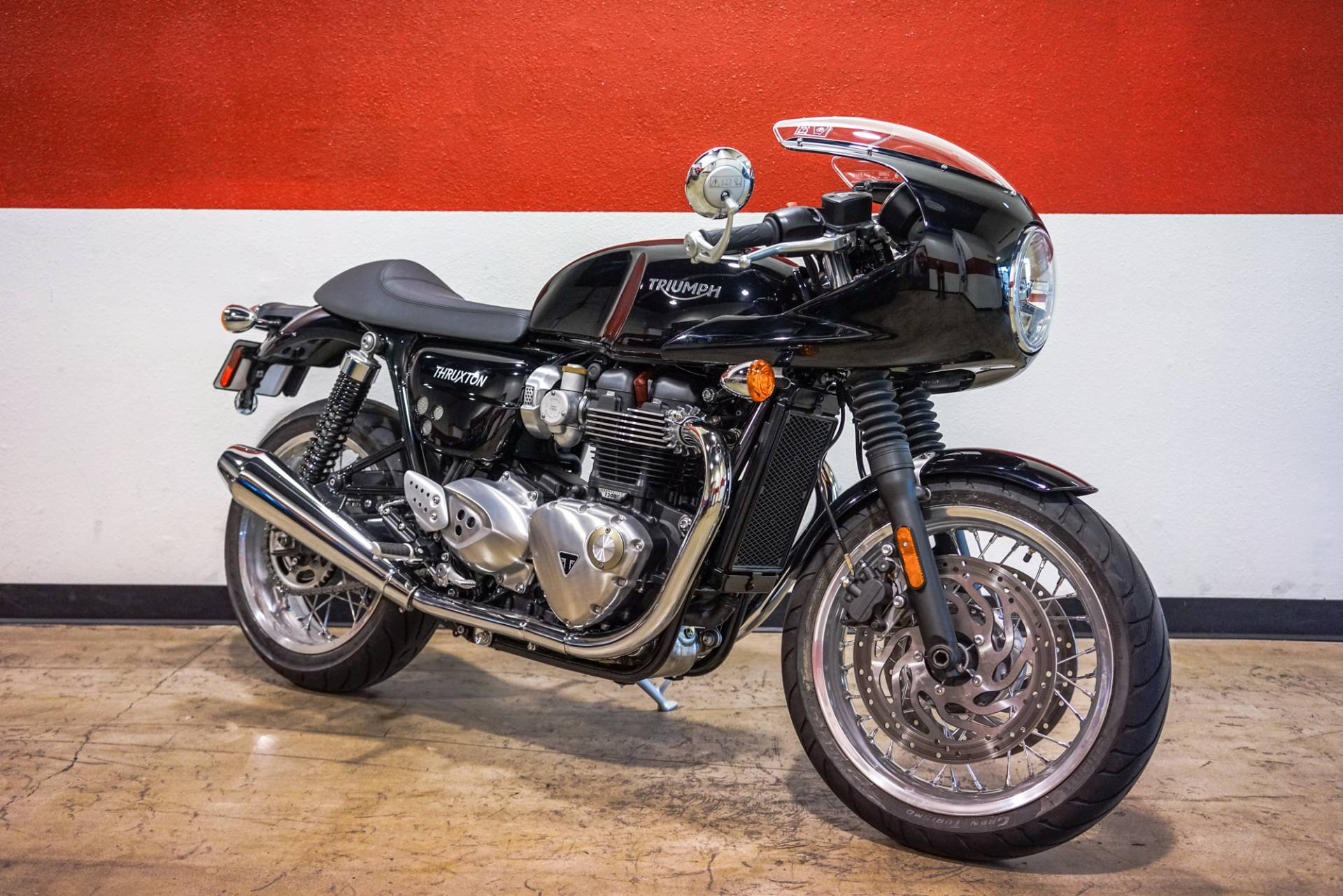 2016 Triumph Thruxton 1200 in Brea, California