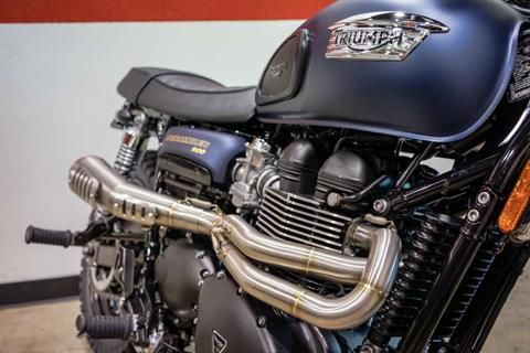 2016 Custom Triumph Scrambler in Brea, California