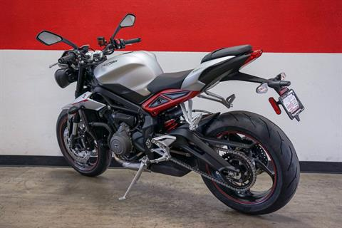2018 Triumph Street Triple R Low in Brea, California