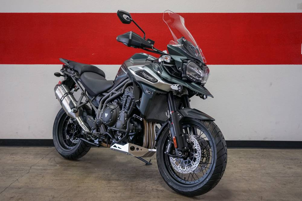 2018 Triumph Tiger 1200 XCa in Brea, California