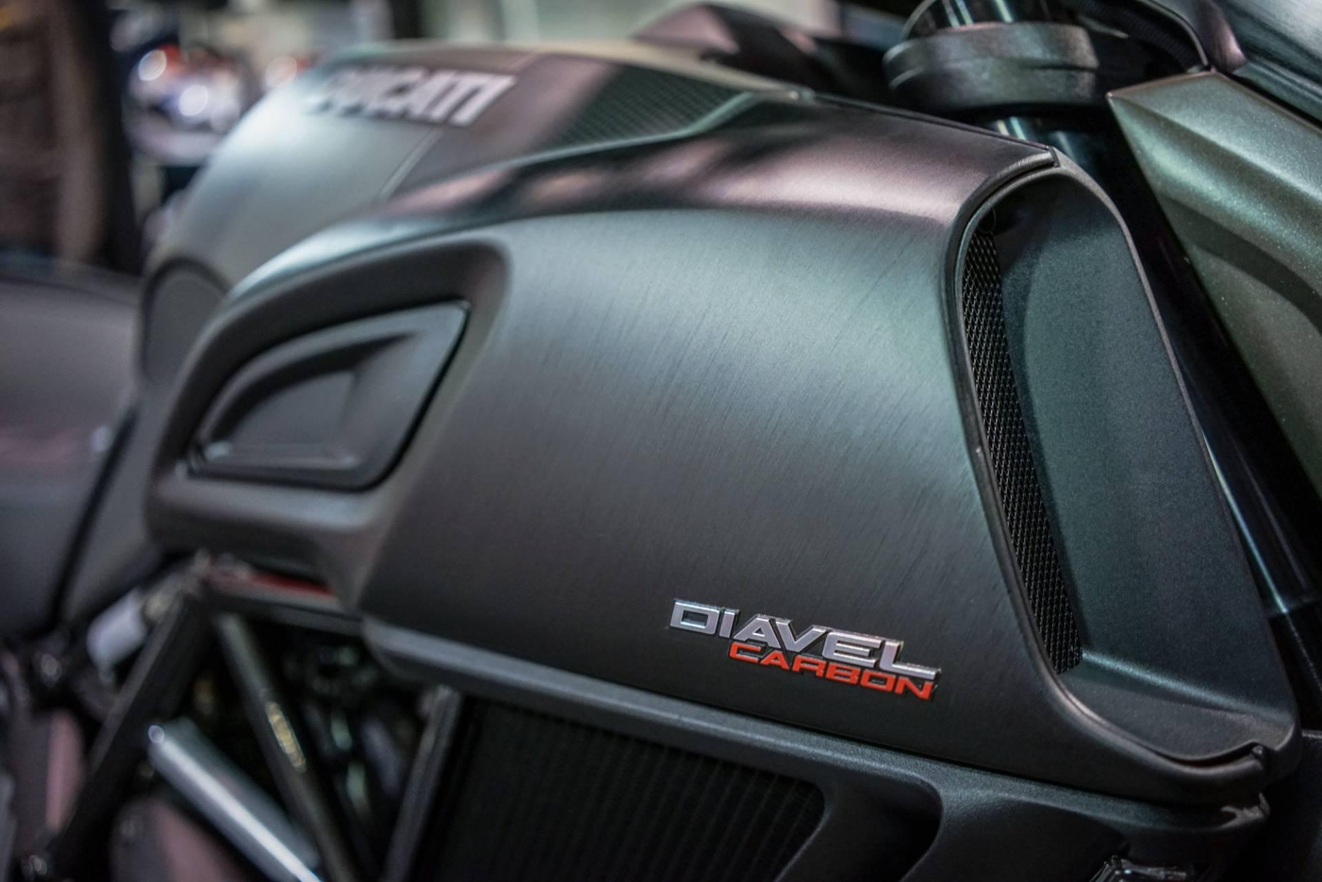 New 2018 Ducati Diavel Carbon Motorcycles In Brea Ca