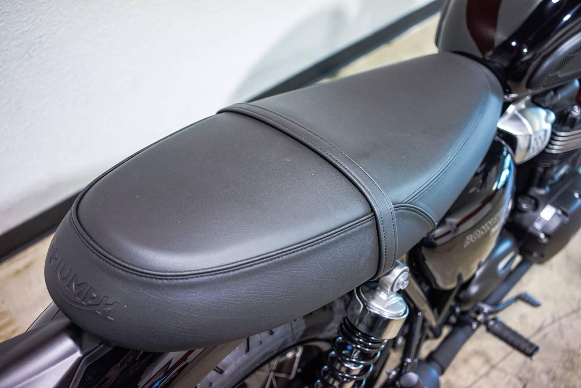 2017 Triumph Bonneville T100 in Brea, California
