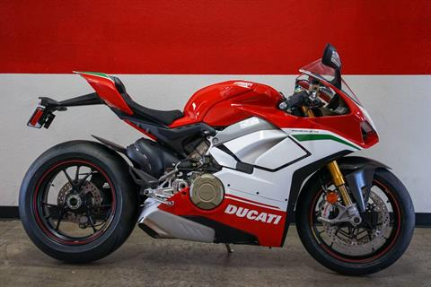 2018 Ducati PANIGALE V4 TRICOLORE in Brea, California