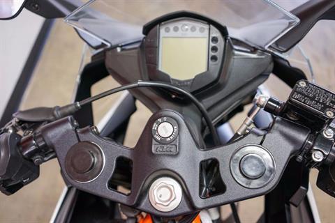 2015 KTM RC 390 in Brea, California
