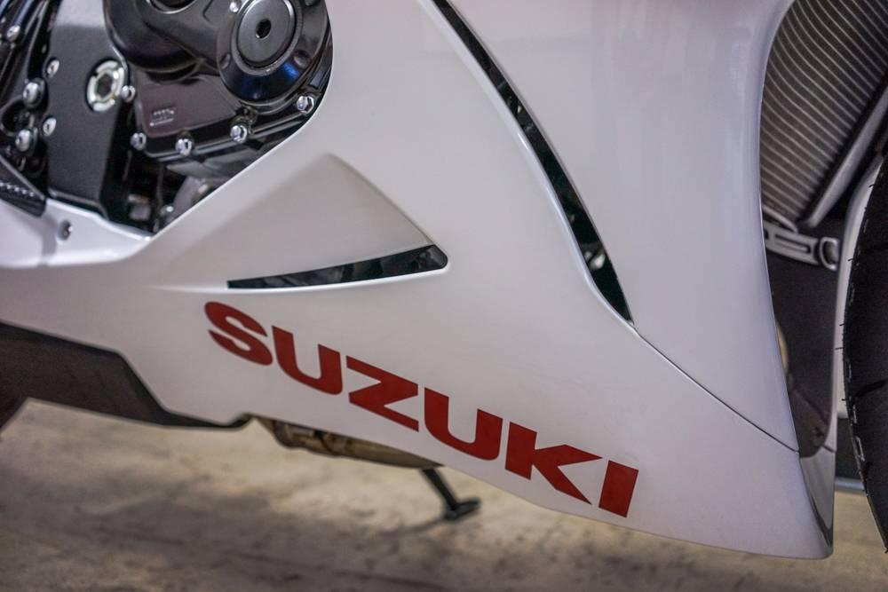 2017 Suzuki GSX-R750 in Brea, California