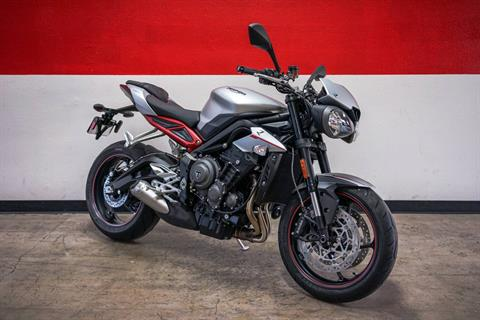 2018 Triumph Street Triple R in Brea, California
