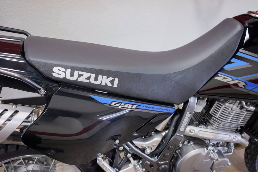 2017 Suzuki DR650S in Brea, California