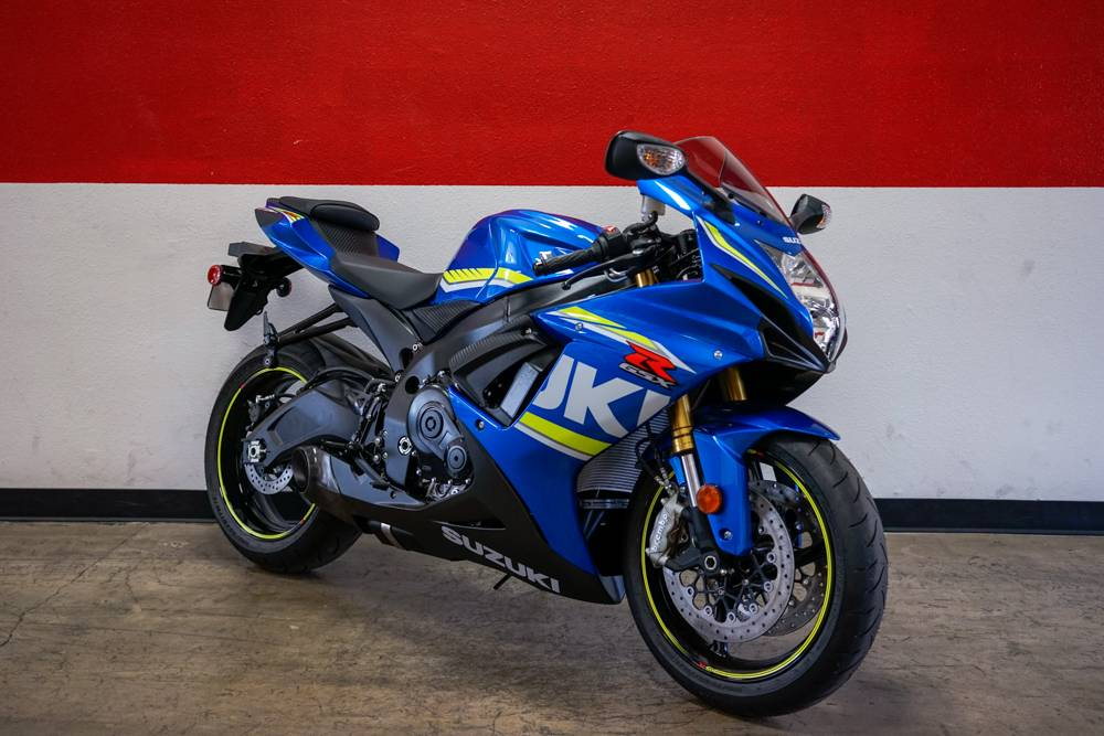 2018 Suzuki GSX-R750 in Brea, California - Photo 8