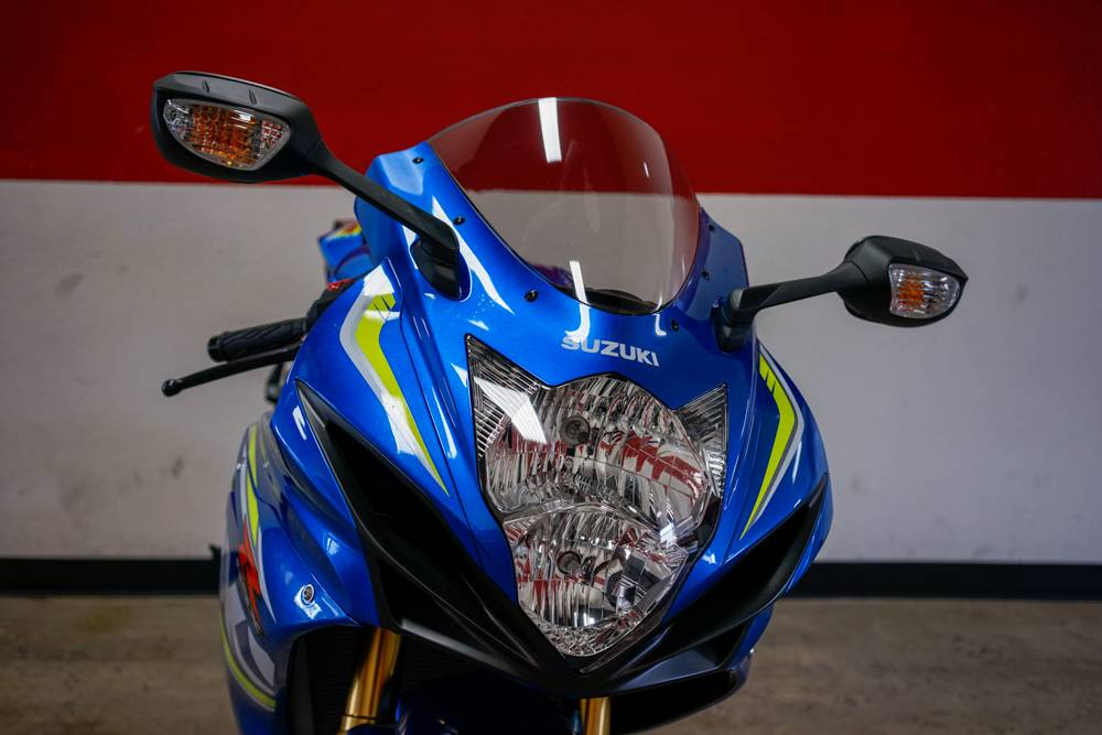 2018 Suzuki GSX-R750 in Brea, California - Photo 9