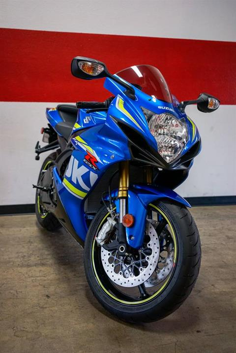2018 Suzuki GSX-R750 in Brea, California - Photo 10