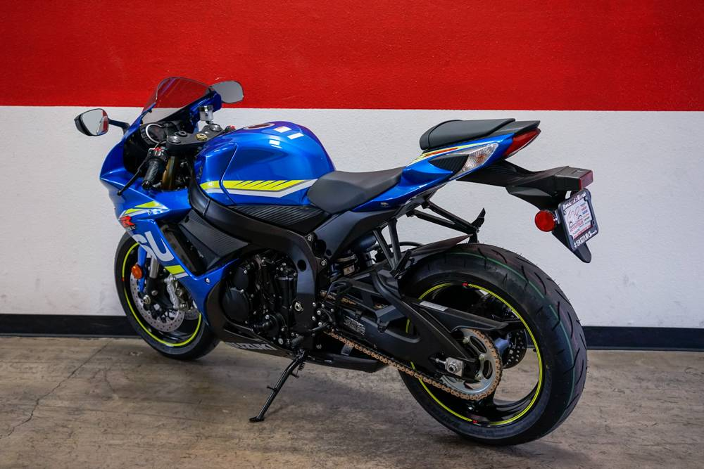2018 Suzuki GSX-R750 in Brea, California - Photo 13