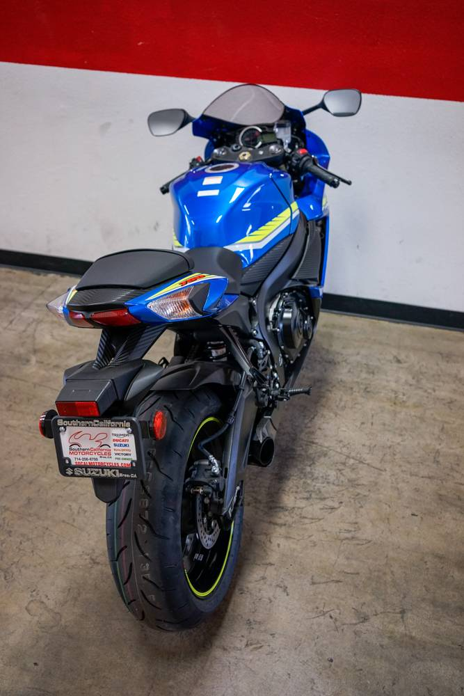 2018 Suzuki GSX-R750 in Brea, California - Photo 14