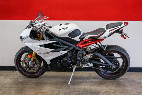 2017 Triumph Daytona 675 R ABS in Brea, California - Photo 13