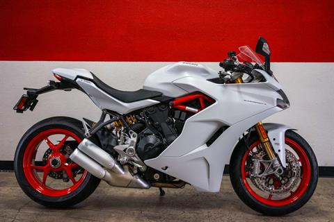 2019 Ducati SuperSport S in Brea, California