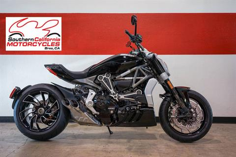 2019 Ducati XDiavel S in Brea, California