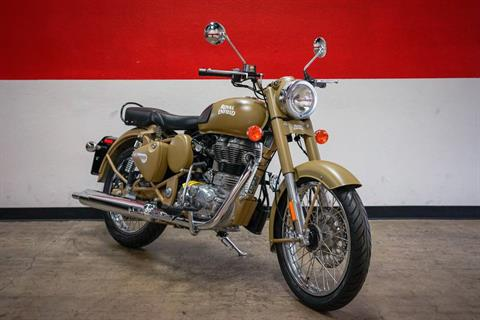 2018 Royal Enfield Classic Military ABS in Brea, California - Photo 8