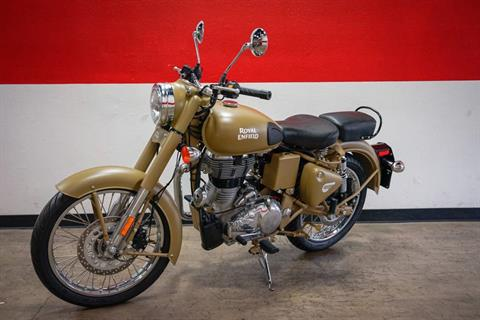 2018 Royal Enfield Classic Military ABS in Brea, California - Photo 11