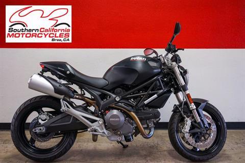 2013 Ducati Monster 696 in Brea, California