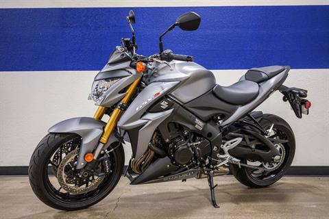 2016 Suzuki GSX-S1000 in Brea, California