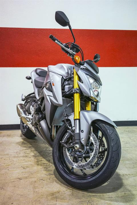 2016 Suzuki GSX-S1000 in Brea, California