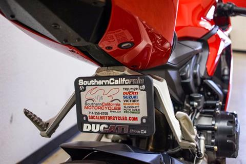 2015 Ducati 899 Panigale in Brea, California