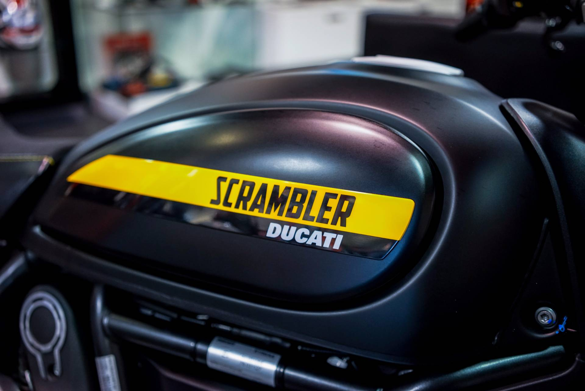 2018 Ducati Scrambler Full Throttle in Brea, California
