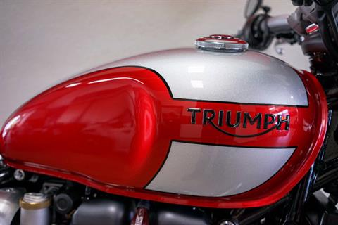 2018 Triumph BOBBER in Brea, California