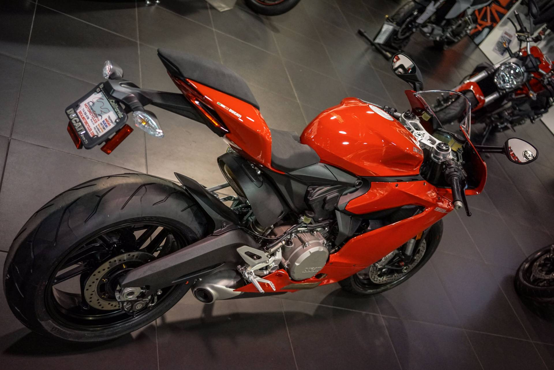 new 2017 ducati 959 panigale motorcycles in brea, ca