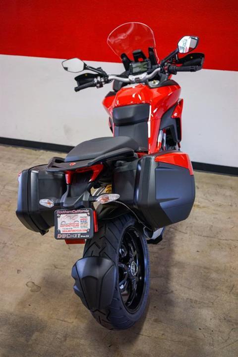 2016 Ducati Ducati Multistrada 1200 with Touring Pack - Red in Brea, California