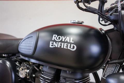 2018 Royal Enfield Classic Stealth Black ABS in Brea, California - Photo 2