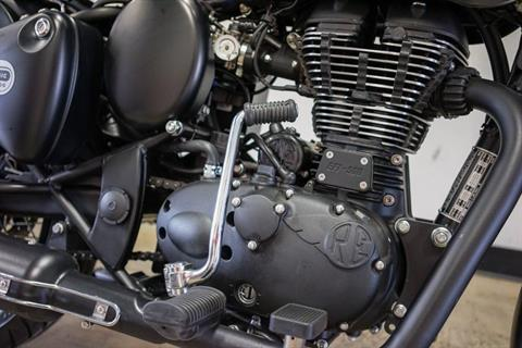 2018 Royal Enfield Classic Stealth Black ABS in Brea, California - Photo 6
