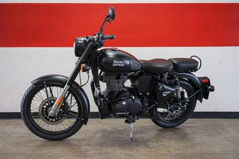 2018 Royal Enfield Classic Stealth Black ABS in Brea, California