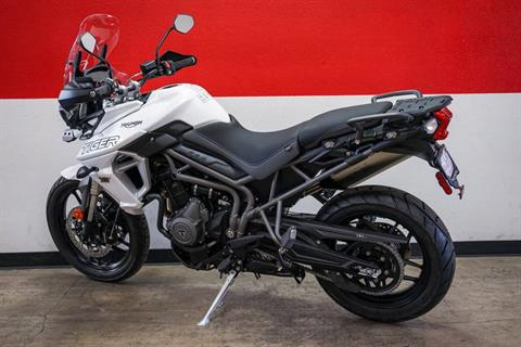 2018 Triumph Tiger 800 XRt in Brea, California