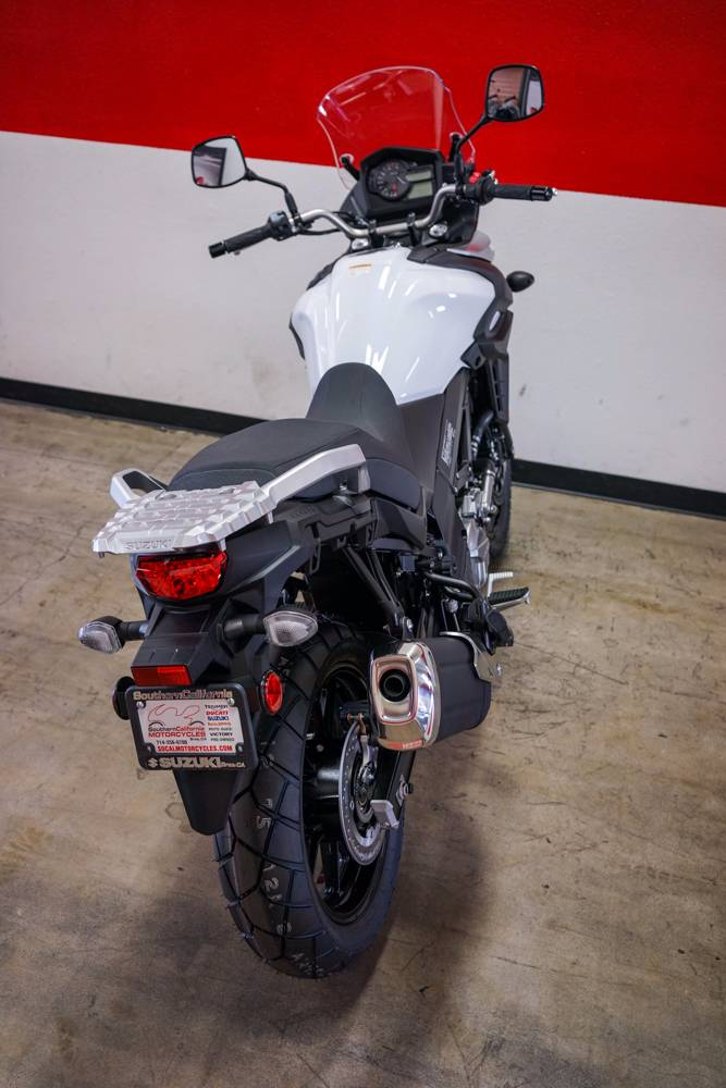 2017 Suzuki V-Strom 650 in Brea, California