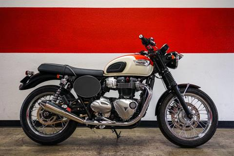 2017 Triumph Bonneville T100 in Brea, California